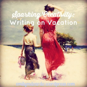 For me, vacation is a great way to fill my creative well and inspire new writing! What about you? @emily_m_deardo